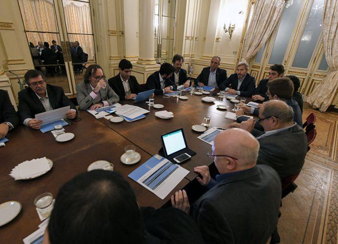 Diálogo entre Nación y Provincias para consensuar el Presupuesto 2019