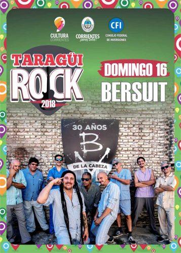 Alta demanda de entradas para Taragüí Rock