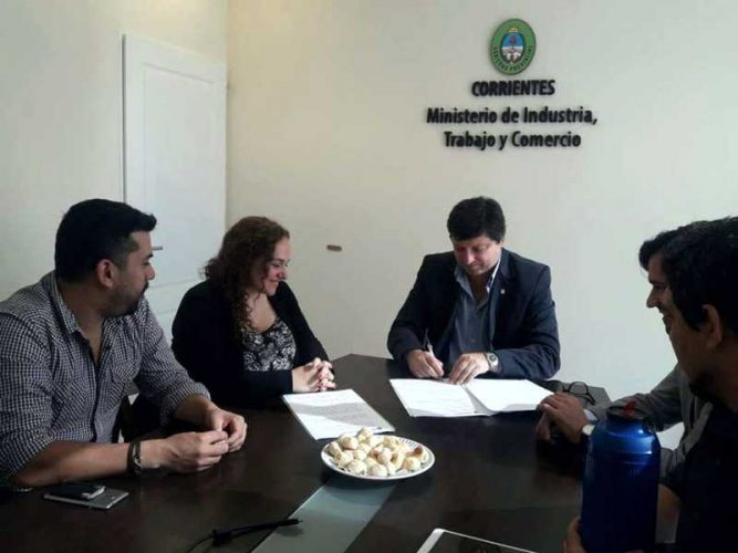 Desarrollo tecnológico en Corrientes