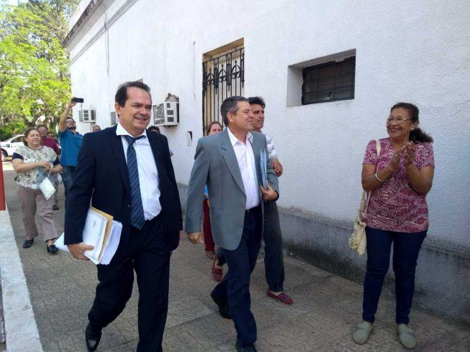 El Colegio de Abogados repudia el impedimento para abogar sufrido por el Dr. González
