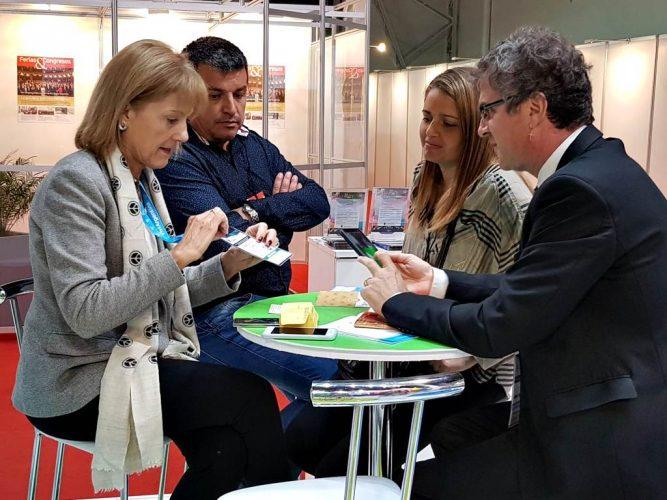 Corrientes exhibió su potencial en Expo Eventos