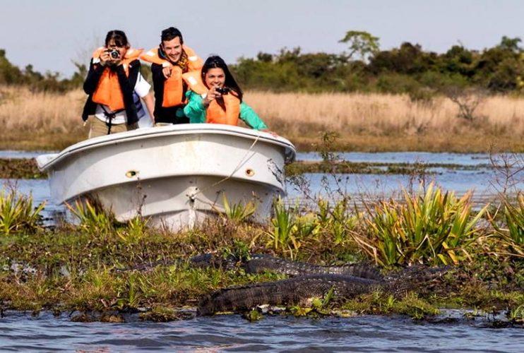 Movimiento turístico en Corrientes