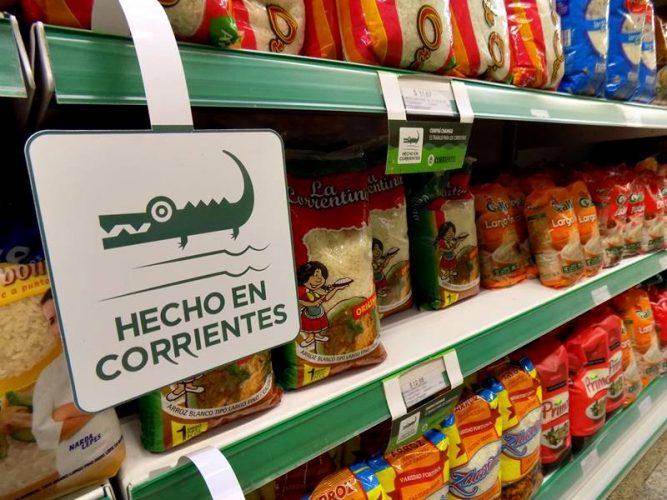 Actualización de la marca Hecho en Corrientes