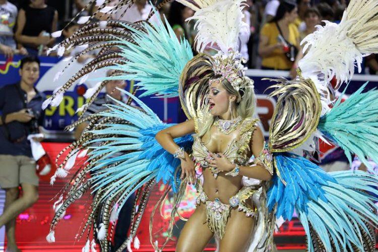 Carnaval producto turístico de Corrientes