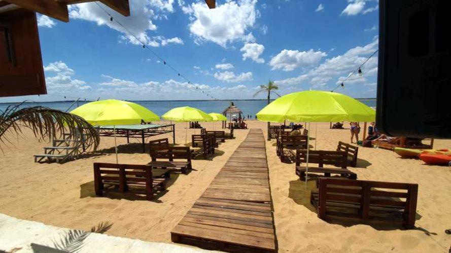 Verano 2020 en Paso de la Patria récord de turistas