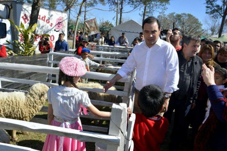 Fiesta Regional del Cordero Lomeño en Lomas de Vallejos