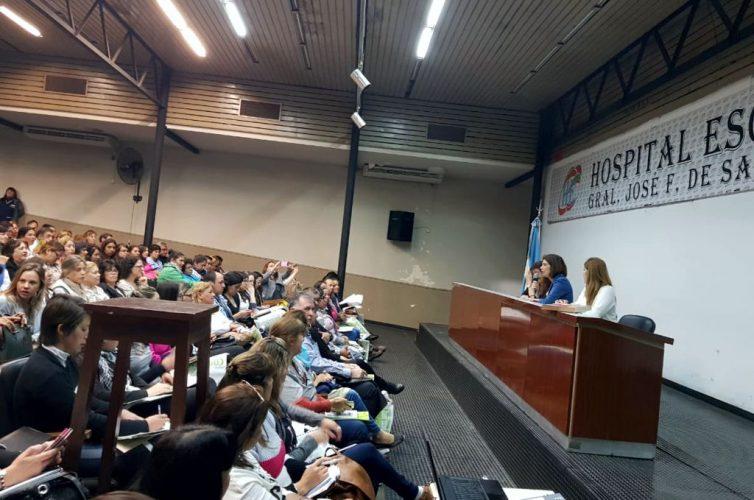 Jornada sobre enfermedades inmunoprevenibles en Corrientes