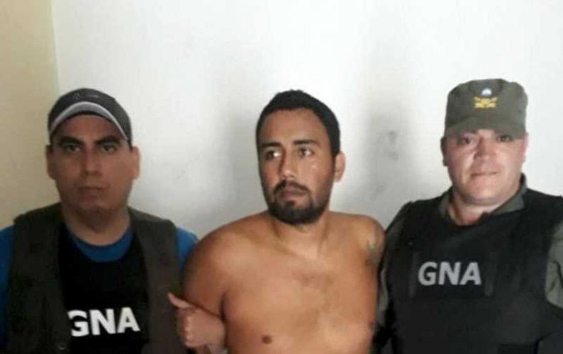 Gendarmería Nacional logró atrapar a narcotraficante