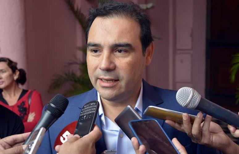 El gobernador Valdés convocó al Comité de Crisis en Casa de Gobierno