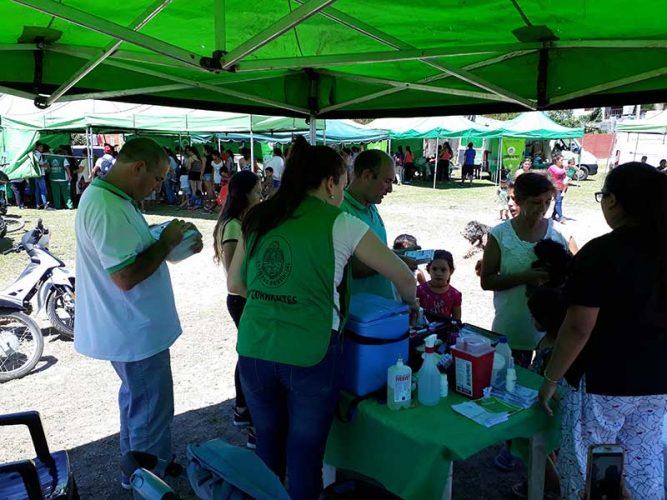 Implementación de la Cobertura Universal de Salud en Corrientes