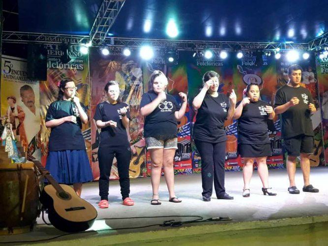 8° Encuentro Latinoamericano del Canto y las Danzas Folclóricas