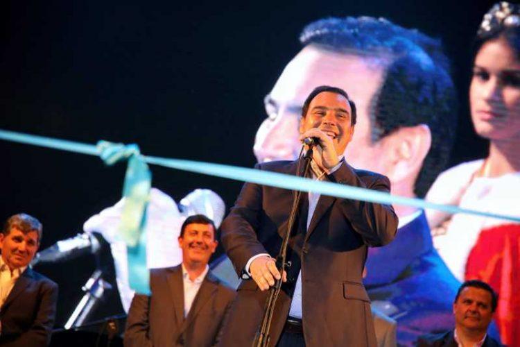 Gobernador Valdés asistió a la 27° fiesta de la Citricultura