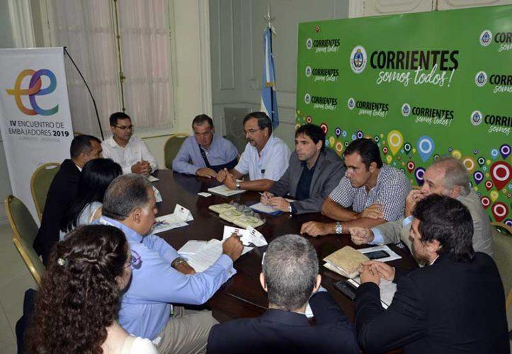 Corrientes muestra su potencial productivo al Mundo