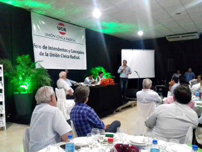 ECO lanza su campaña y la UCR traza una estrategia en Curuzú Cuatiá